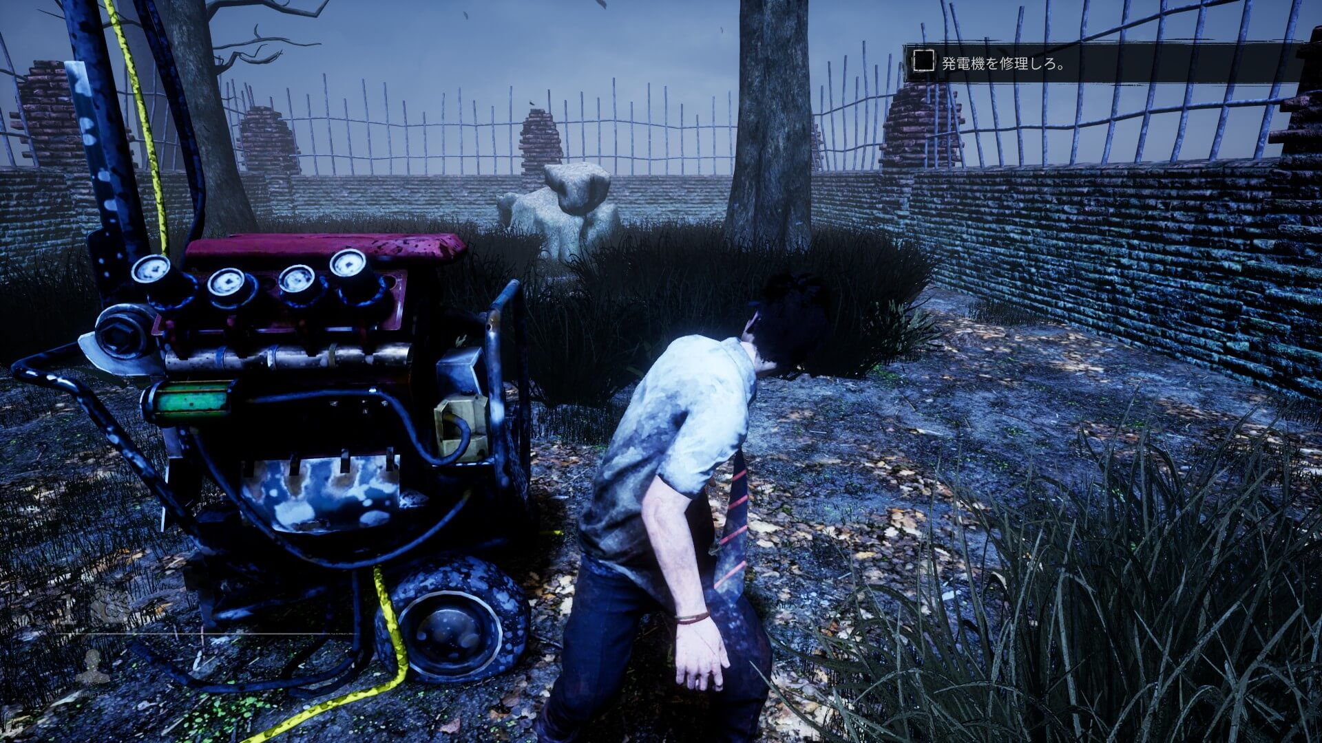 Dead by Daylight 発電機